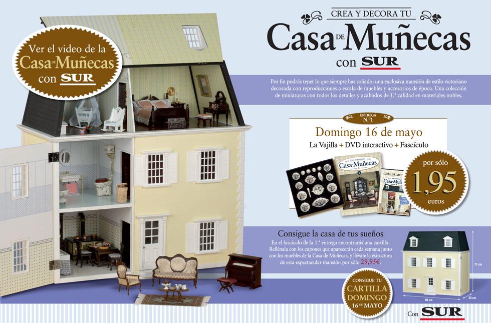 Crea y decora tu casa de mu ecas con sur for Crea tu casa 3d